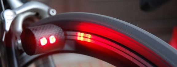 magnic light licht fiets