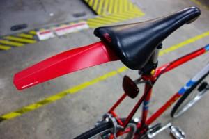spatbord fiets afneembaar ass saver