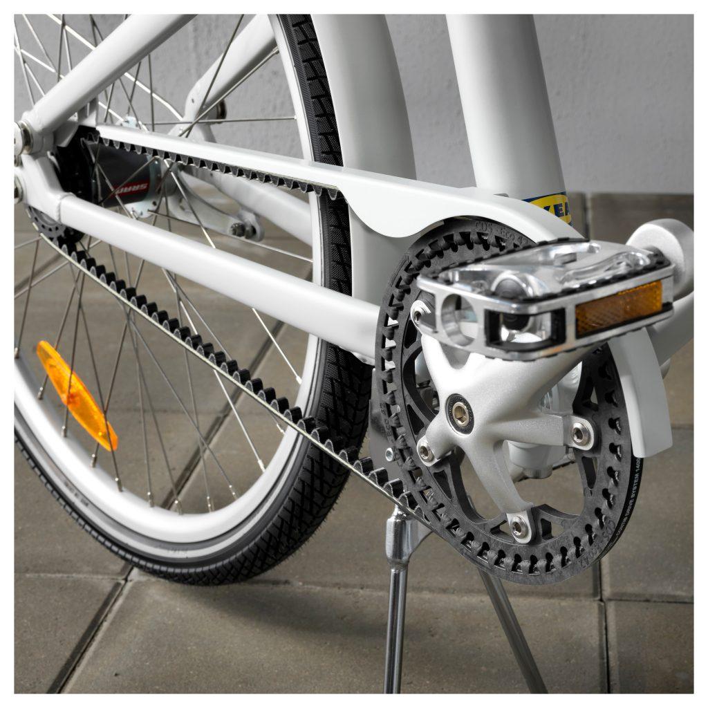 ikea fiets sladda review