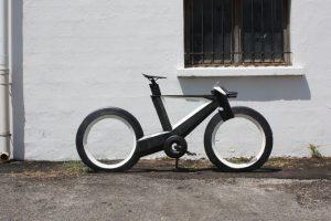 cyclotron: fiets zonder spaken