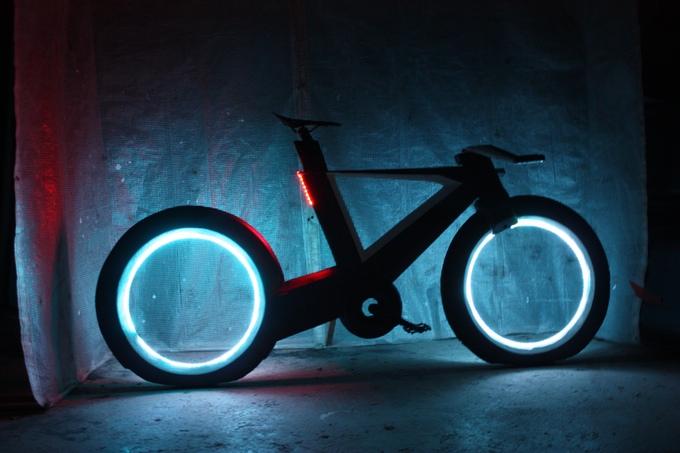 Licht In Fietswiel : Pairs fiets reflector licht fietsen wheel spoke veiligheid