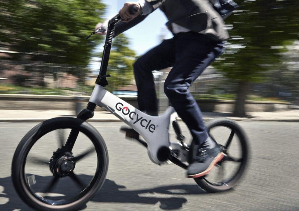 GoCycle elektrische vouwfiets 20 inch design