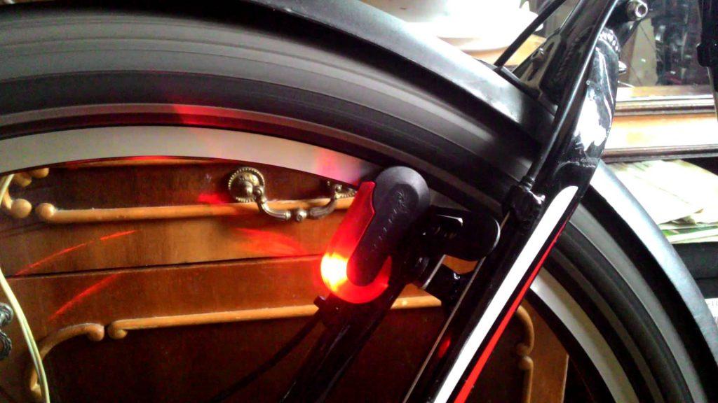 beste fietslamp reelight reel city inductie