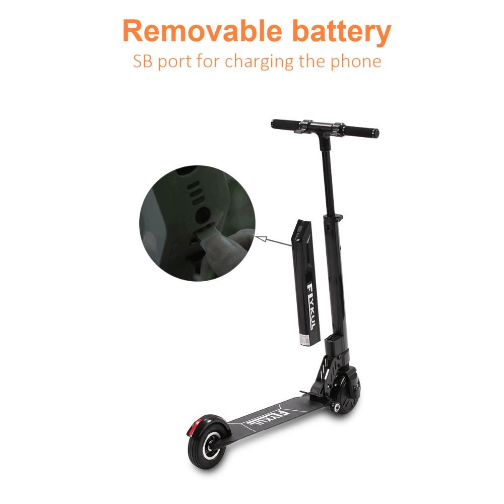 Flykul scooter