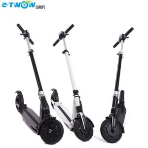 electric scooter foldable airless tires