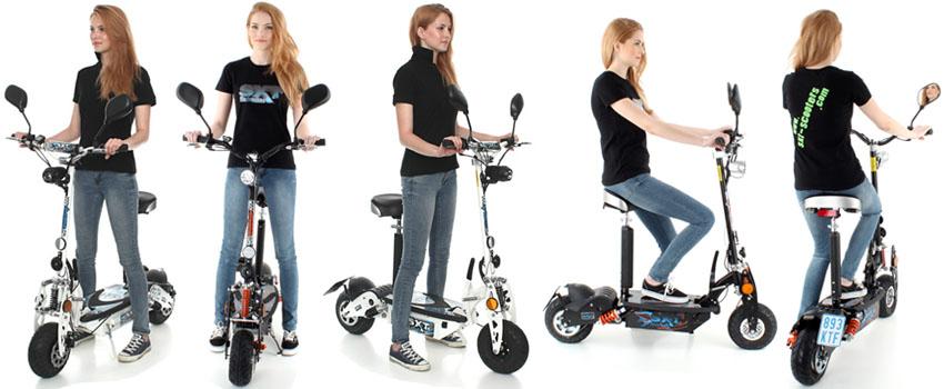 beste elektrische step scooter