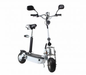 beste elektrische step scooter Batteride