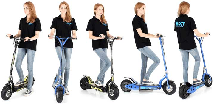 beste elektrische step scooter