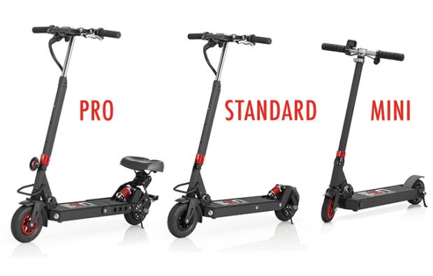 kortingen aanbieden topmerken nieuw goedkoop Beste elektrische step (of scooter / motoped / autoped)