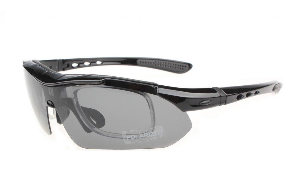 Zonnebril Lichte Glazen : Fietsbril zonnebril met verwisselbare glazen