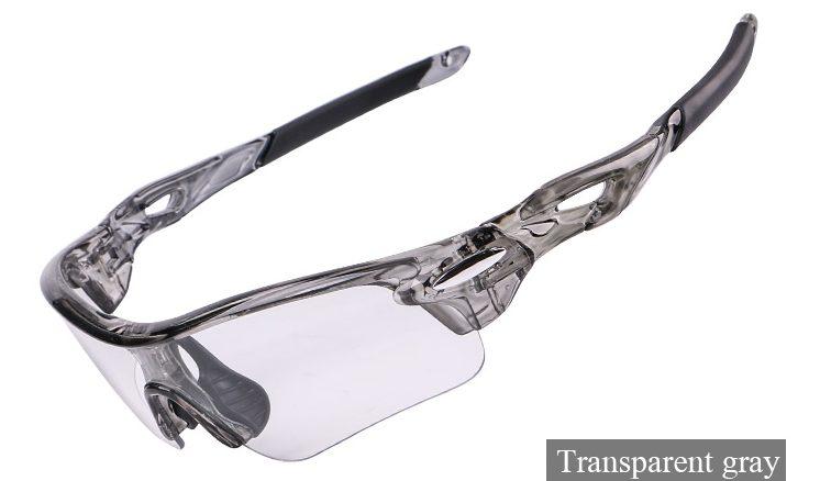 goedkope photochromic zonnebril voor de fiets