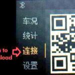 ECO stand. QR code voor koppeling met App