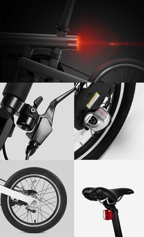 Xiaomi Qicycle EF1: top elektrische vouwfiets voor 600 euro